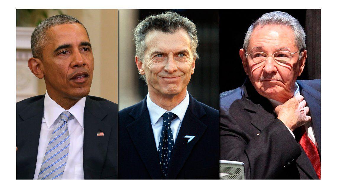 Amnistía Internacional reclamó avances en DDHH a Obama, Macri y Castro