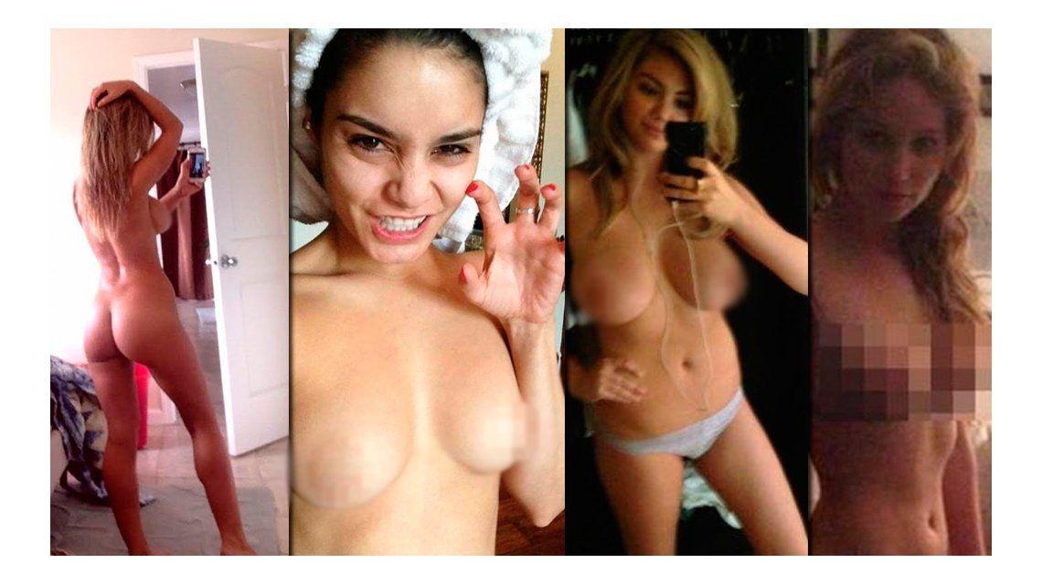 famosas de hollywood desnudas