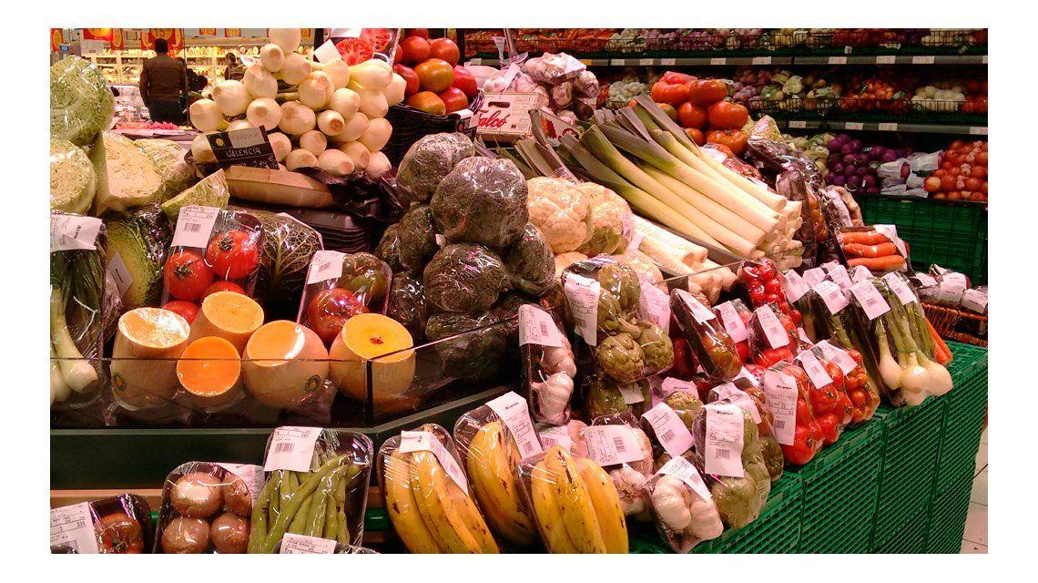 Del campo a la góndola: el precio de los productos se multiplicó por 5,6 veces en febrero