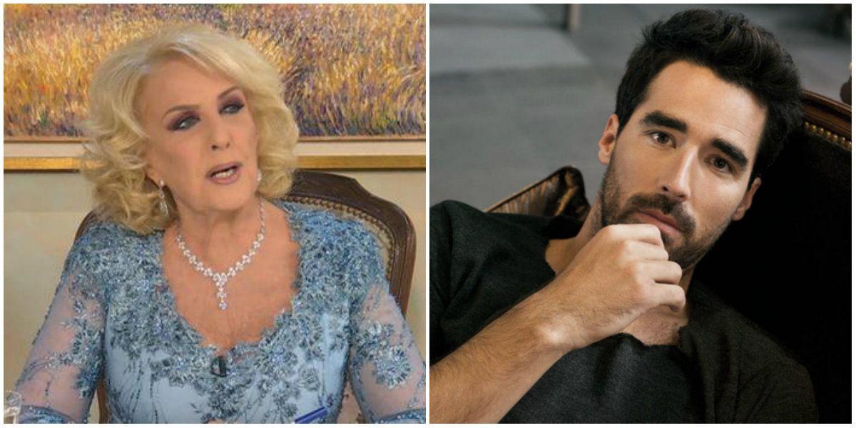 Mirtha Legrand aseguró que Nacho Viale fue quien dejó a Pampita: Estoy enojada por cómo actuó con ella