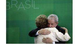 Lula duró 40 minutos en el cargo