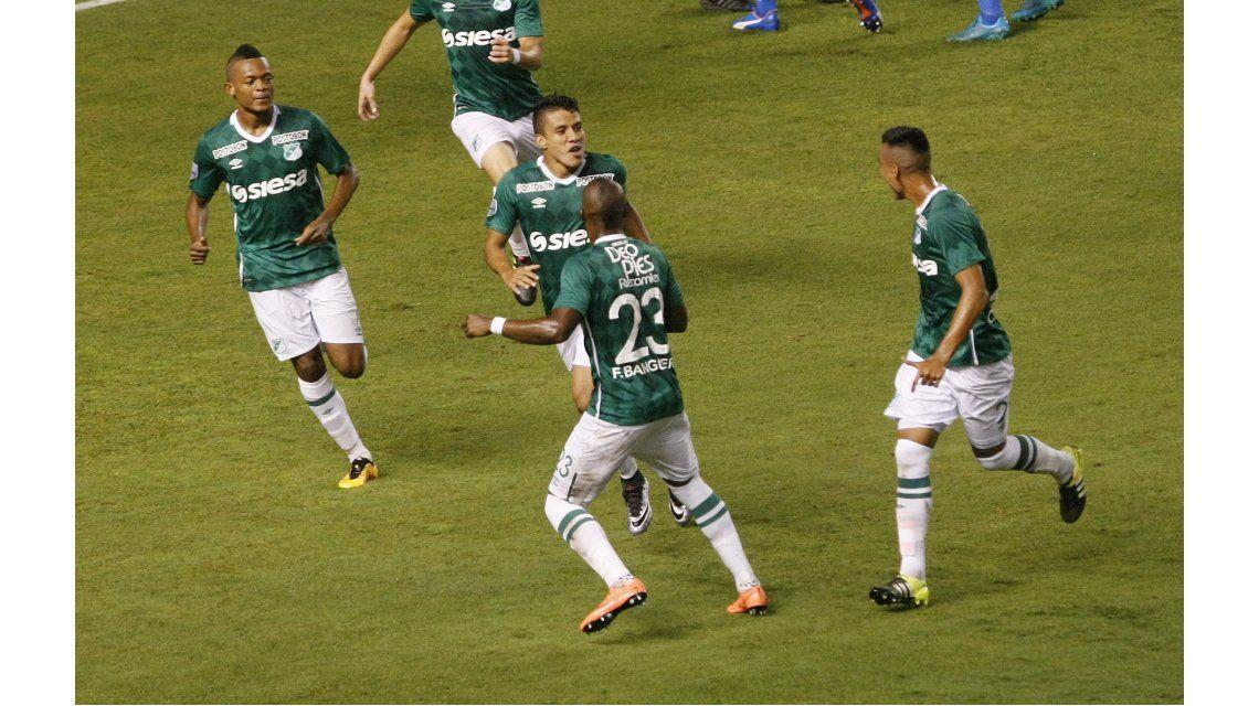 Racing rescató un gran punto en Colombia ante Deportivo Cali