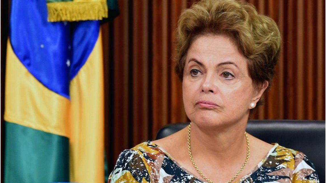 Corte rechazó cautelar del gobierno y Diputados votará impeachment a Dilma el domingo