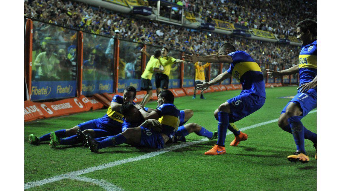 Mirá el show de goles completo de la fecha 7 del fútbol argentino