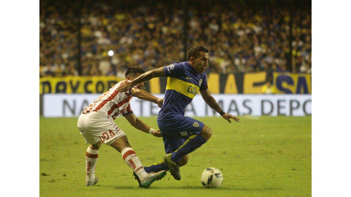 Las fotos del triunfo de Boca ante Unión