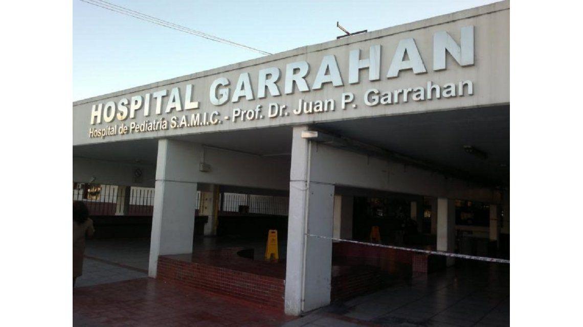 Paro en 300 hospitales públicos de todo el país