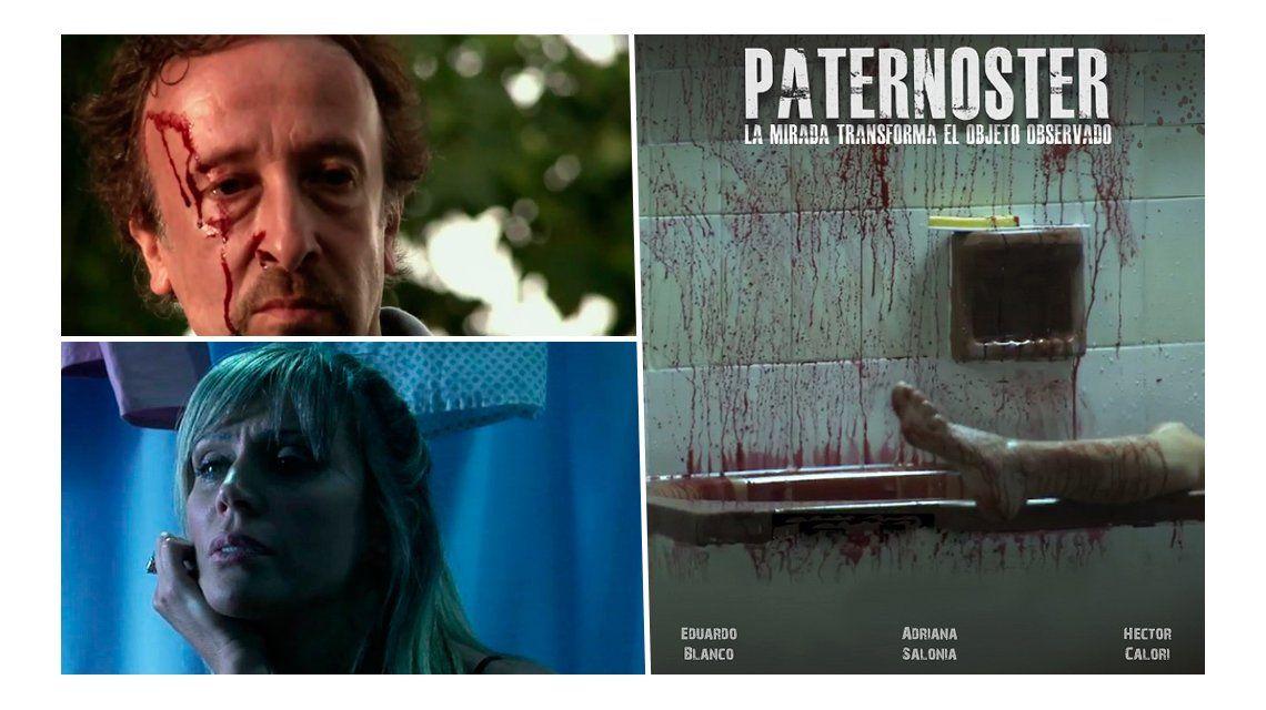 Se estrena Paternoster, la otra mirada: mirá el escalofriante trailer