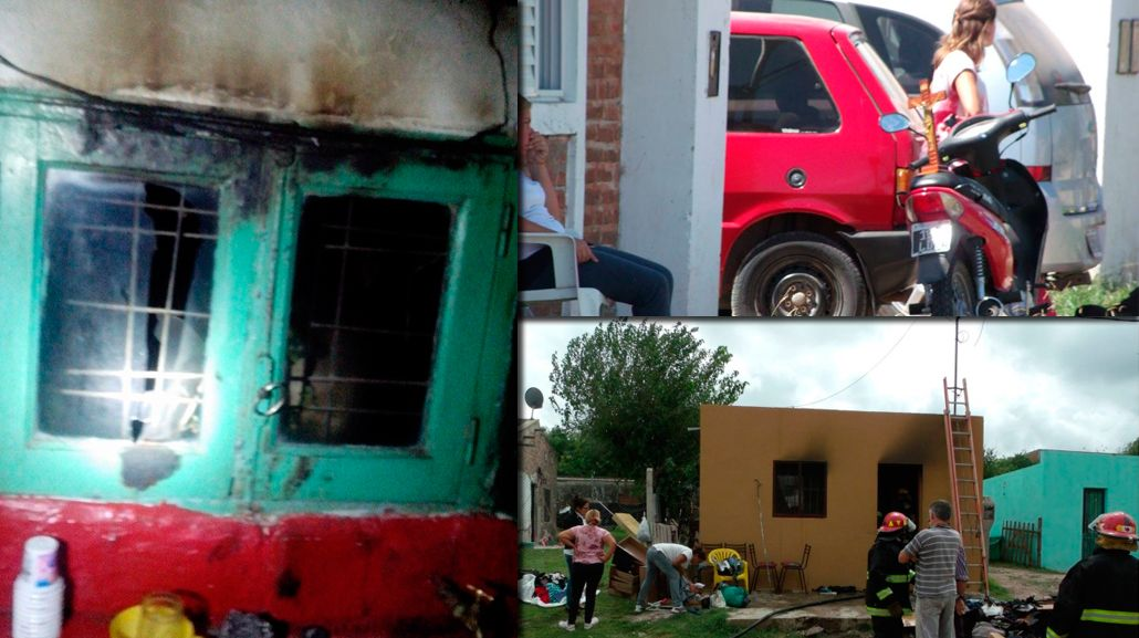 Los incendios que preocupan a una ciudad: culpan a una mujer y bendicen las casas
