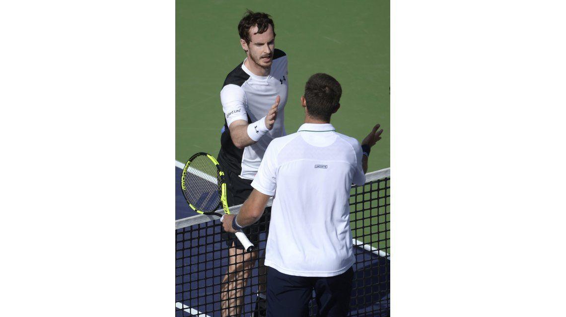 Batacazo en Indian Wells: Delbonis dio la sopresa y eliminó a Murray