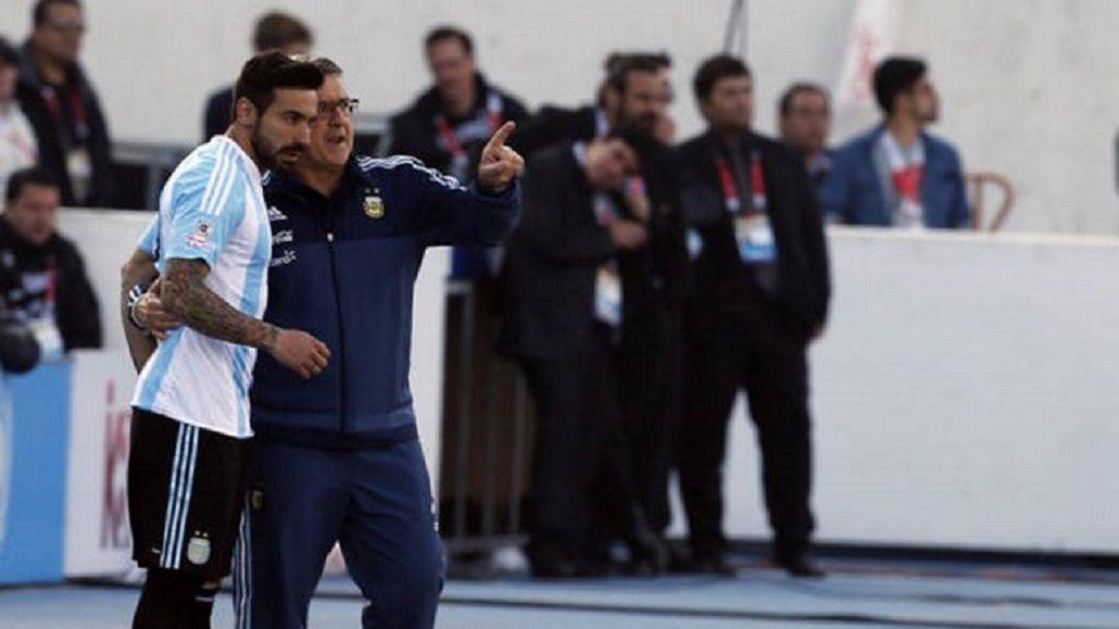 El motivo por el que Lavezzi se comunicó con Gerardo Martino