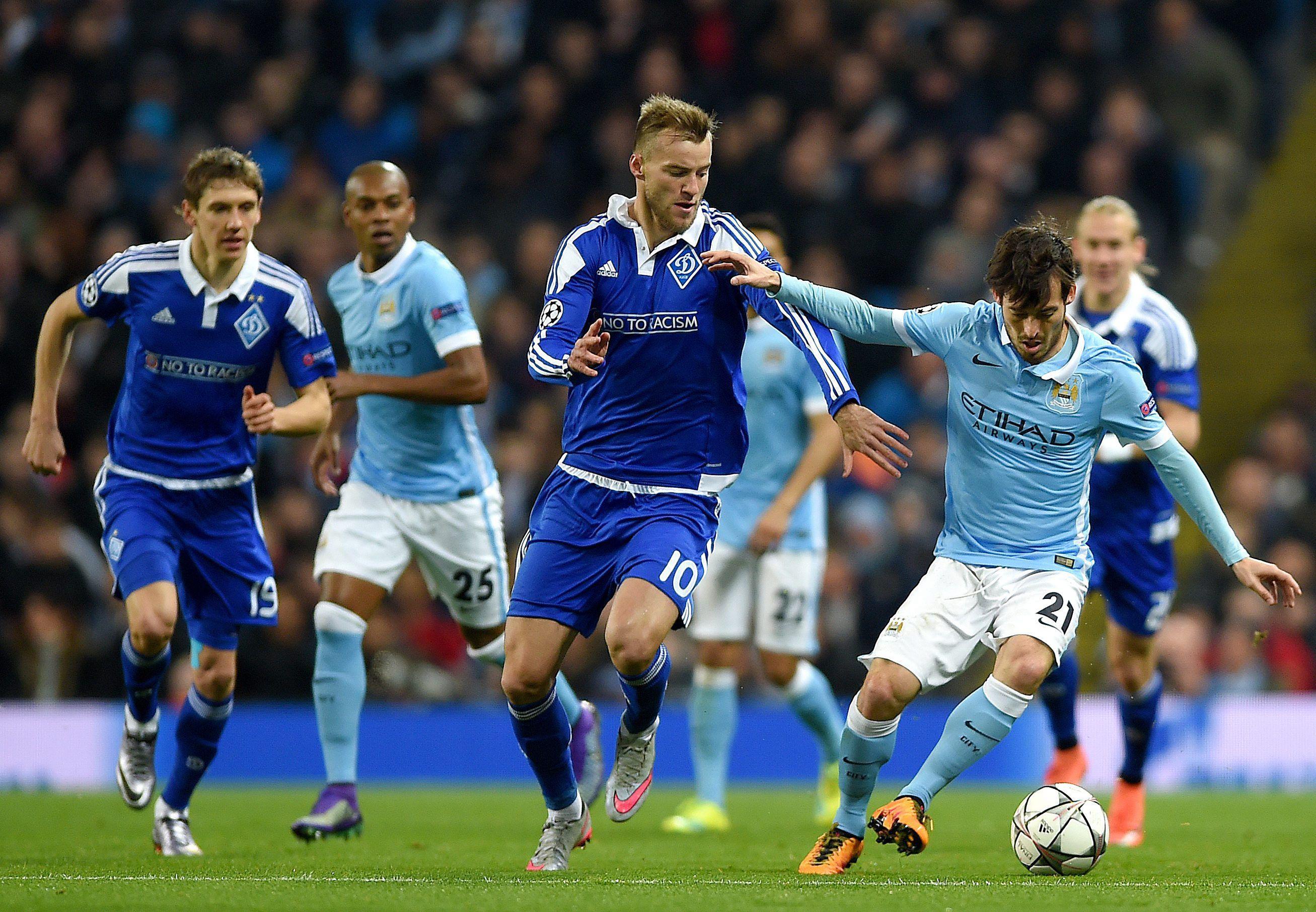 Manchester City cumplió y pasó a cuartos de final de la Champions