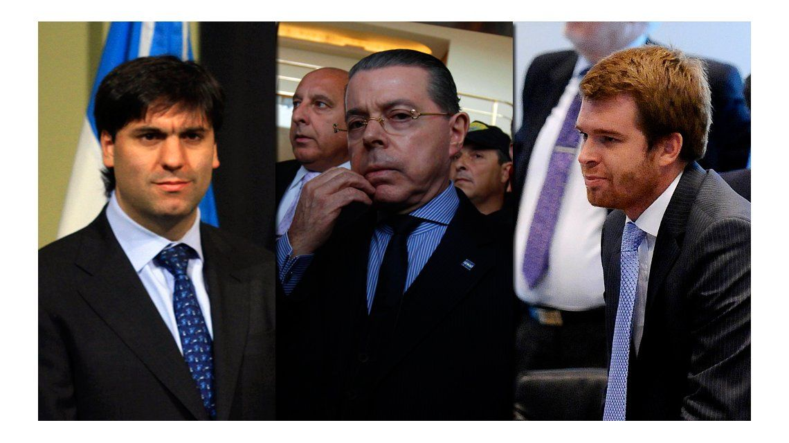 En tiempo récord, Oyarbide desestimó la denuncia contra Bossio y Massot