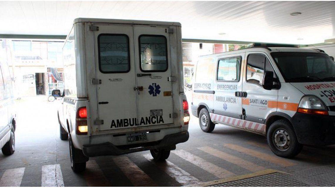 Tragedia en Santiago: un bebe murió aplastado por la pared de una pileta