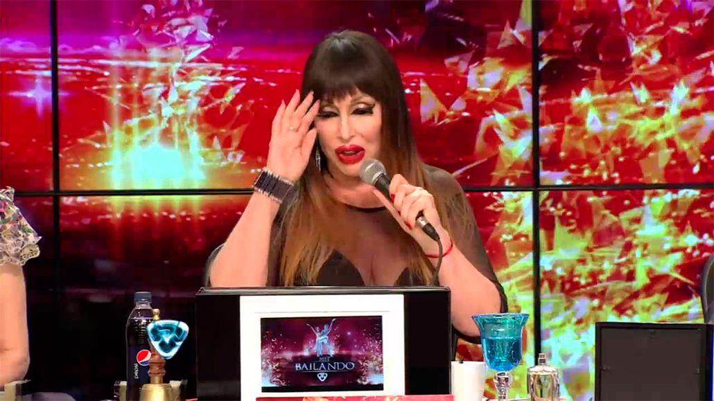 Todavía no firmé para el Bailando, dijo Moria Casán en Radio 10