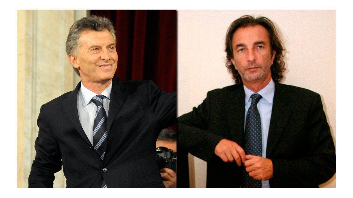 El primo de Macri era cliente de La Rosadita
