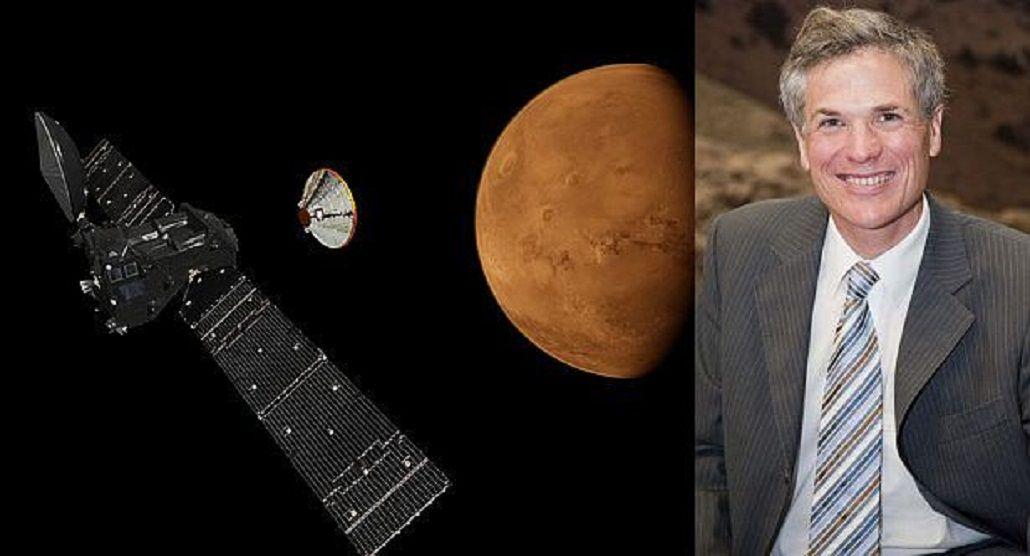 Un argentino será clave para saber si hay vida en Marte