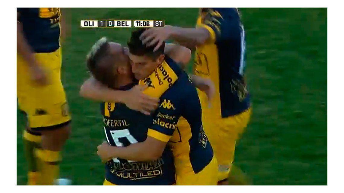 El renovado Olimpo venció a Belgrano