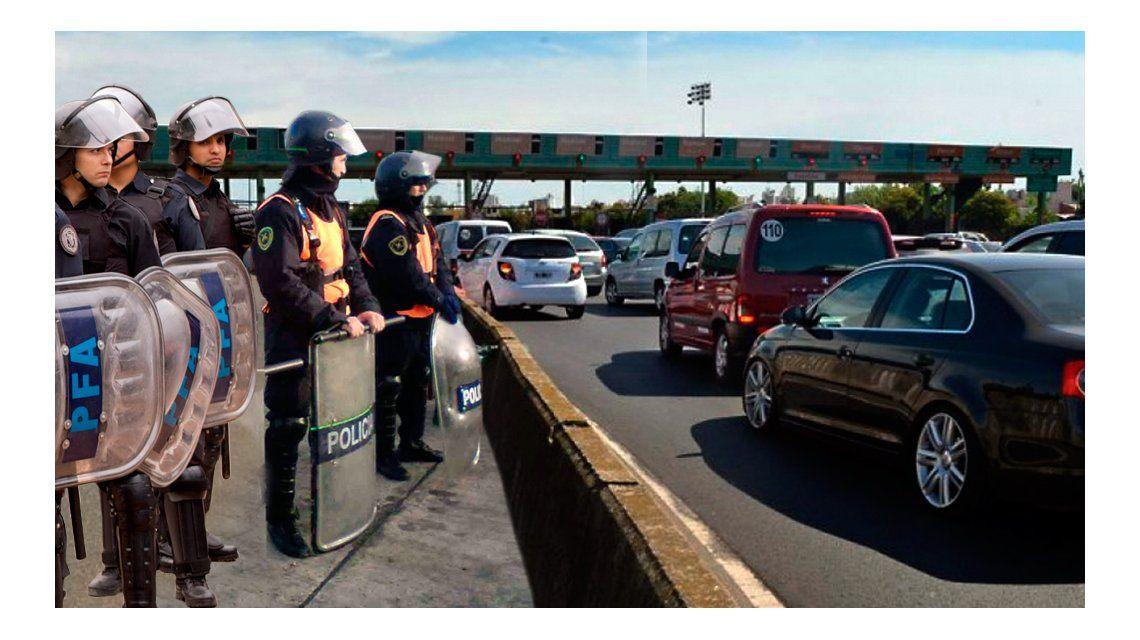 Cómo es el megaplan de seguridad de Provincia y Ciudad para el AMBA