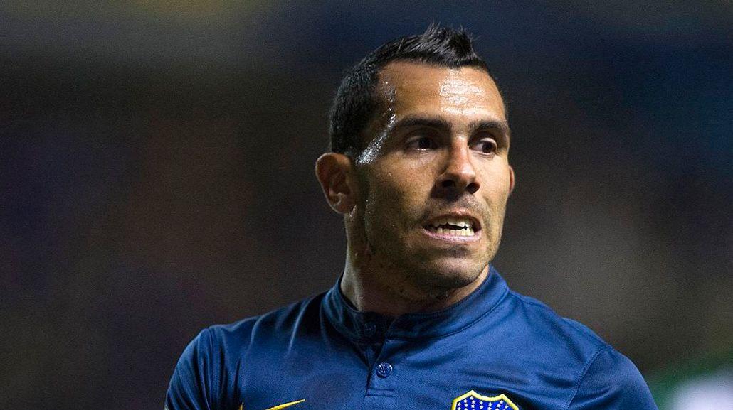 Tevez negó que se vaya de Boca en junio: Se hablan tantas cagadas...