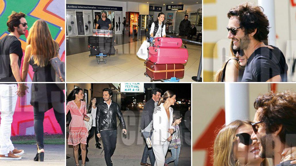 La intimidad de la mini luna de miel de Benjamín Vicuña y la China Suárez en Miami