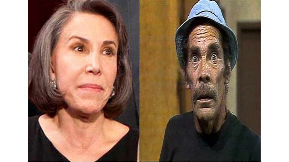 Doña Florinda reveló la adicción oculta que tenía Don Ramón