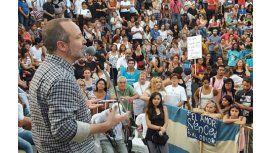 Sabbatella: La vigencia de Cristina es un obstáculo al ajuste que propone Macri
