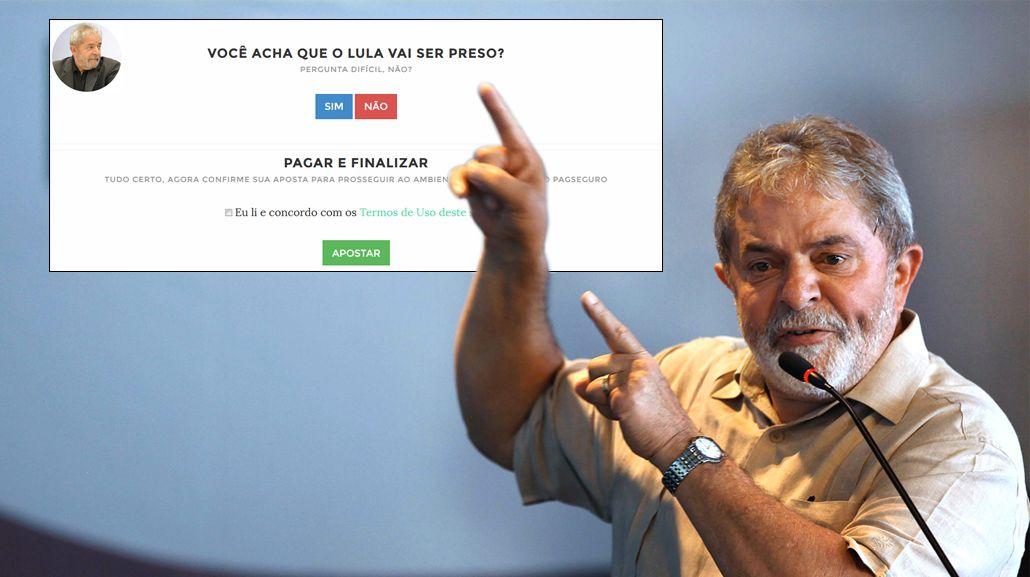 ¿Crees que va preso? Los brasileños hacen apuestas sobre si Lula terminará en la cárcel