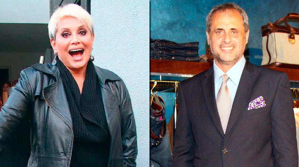 Carmen Barbieri y Jorge Rial se cruzaron por el escándalo de la empleada de la artista