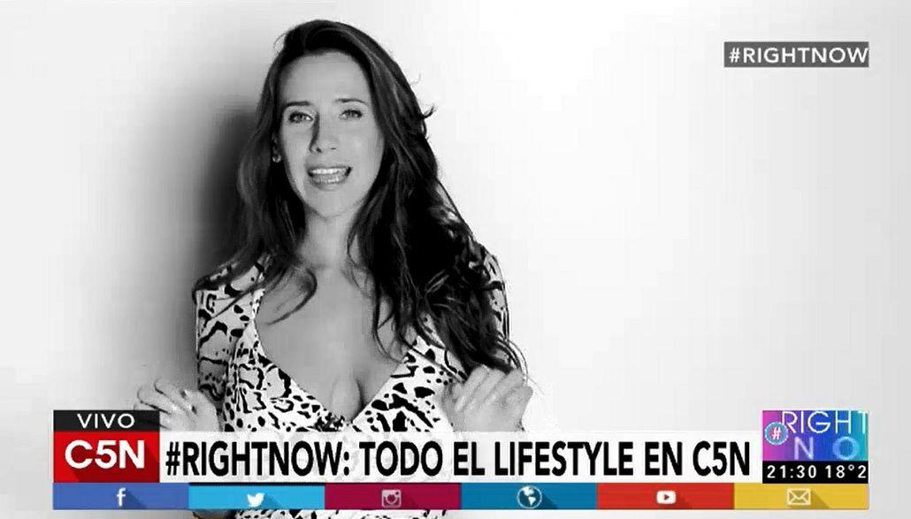 VIDEO: Así fue el comienzo de #RightNow por C5N