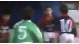 El mejor gol de Messi lo hizo cuando tenía ocho años y el video es furor en la web