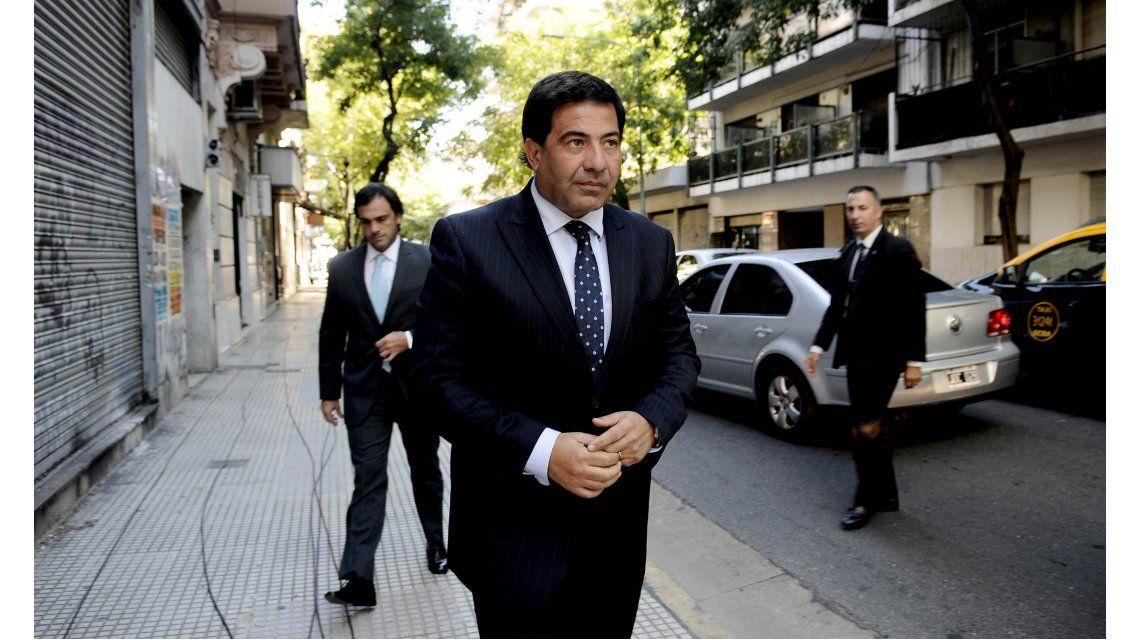 Renunció Ricardo Echegaray a la conducción de la AGN
