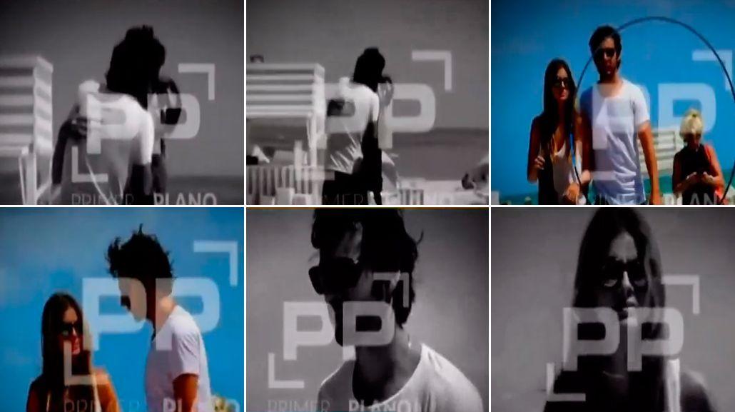 El adelanto del video de la China Suárez y Benjamín Vicuña, a los besos en Miami