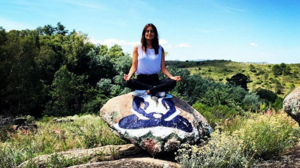 Después de estar internada, el mensaje de Silvina Luna