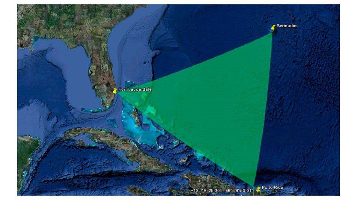 ¿Descubrieron el secreto del Triángulo de las Bermudas?