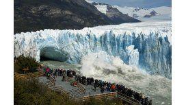 ¿Cuándo se podrá ver una nueva ruptura del glaciar Perito Moreno?