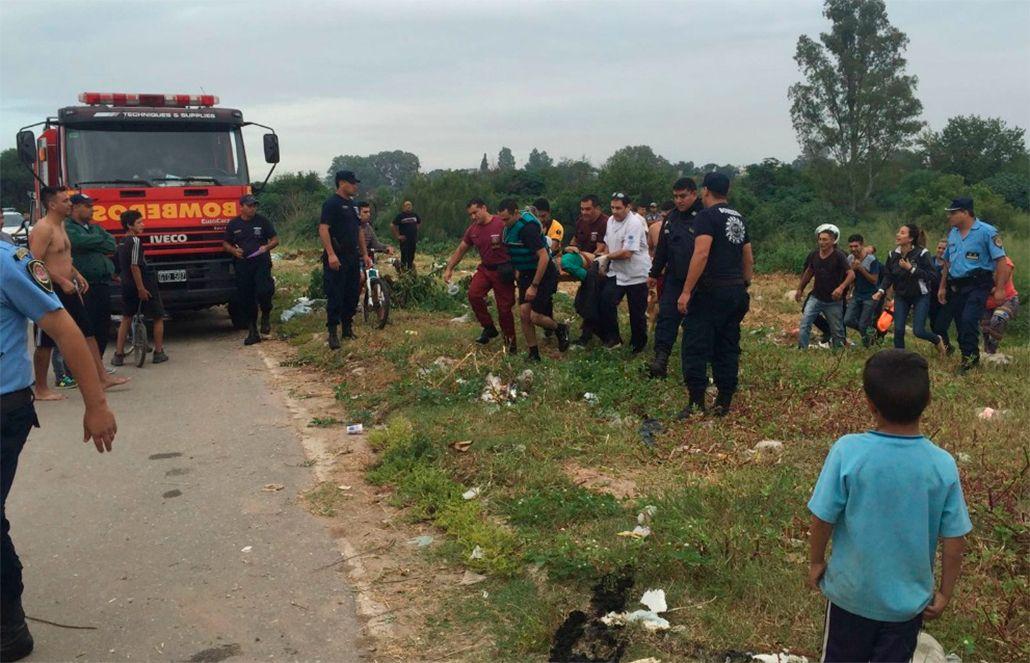 Tragedia en Córdoba: se tiró al río a buscar una pelota y murió ahogado