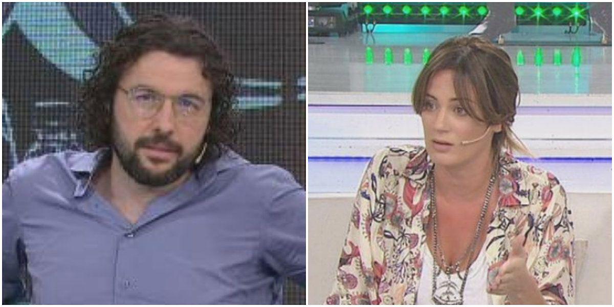 Fuerte pelea entre Paula Chaves y Ergun Demir, con una frase del actor que tentó a todos