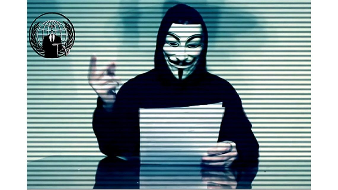 Anonymous le declara la guerra total a Donald Trump y anuncia un ataque