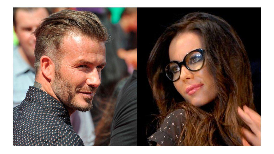 Karina Jelinek celebrará su cumpleaños con David Beckham en Miami