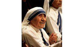 La Madre Teresa será canonizada en Roma
