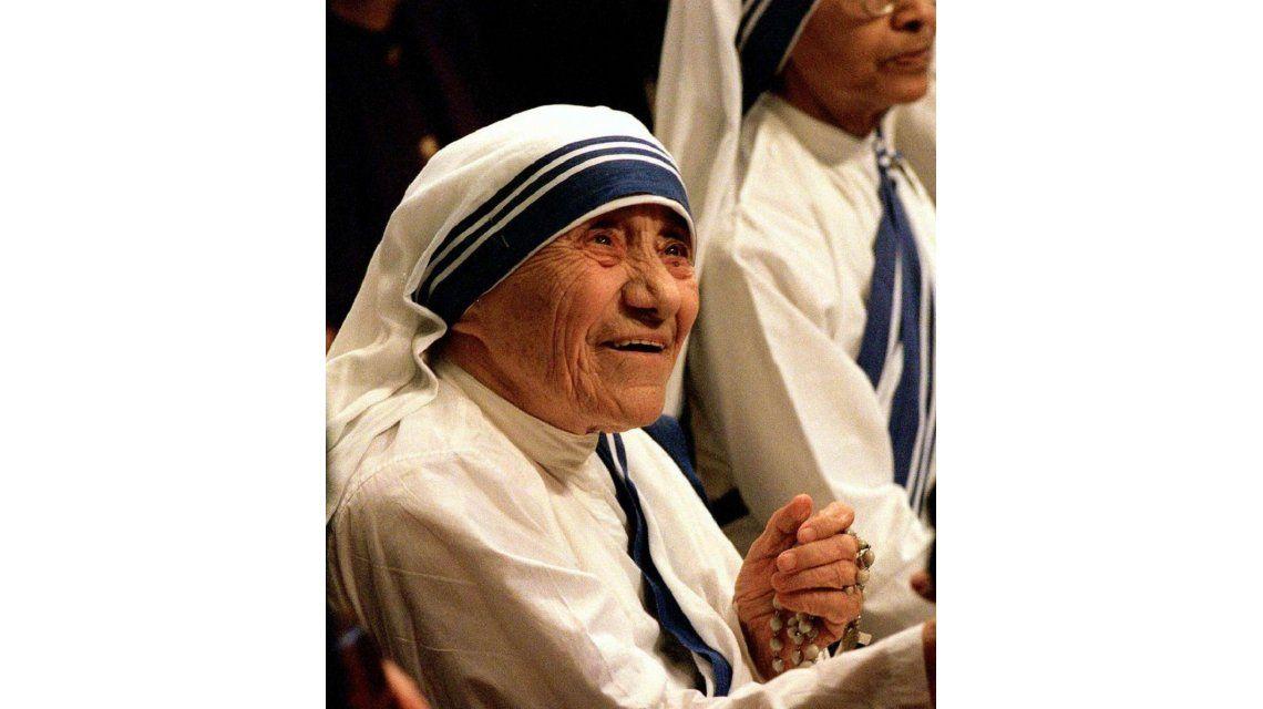 La Madre Teresa de Calcuta será canonizada en Roma el próximo 4 de septiembre