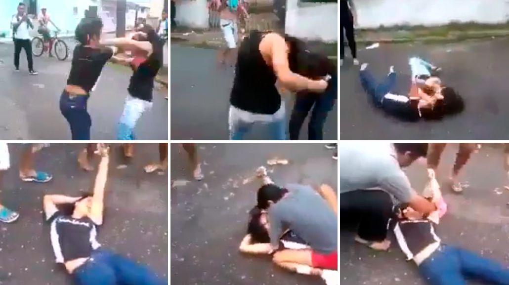 VIDEO: Murió una estudiante tras una pelea en un colegio de Nicaragua