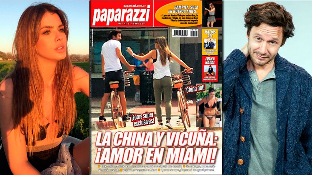 La primera foto de la China Suárez y Benjamín Vicuña, juntos en Miami