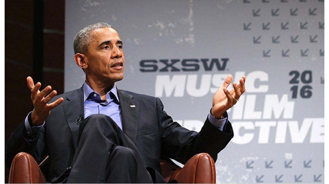 Obama reprocha las posturas absolutistas en el conflicto del FBI y Apple