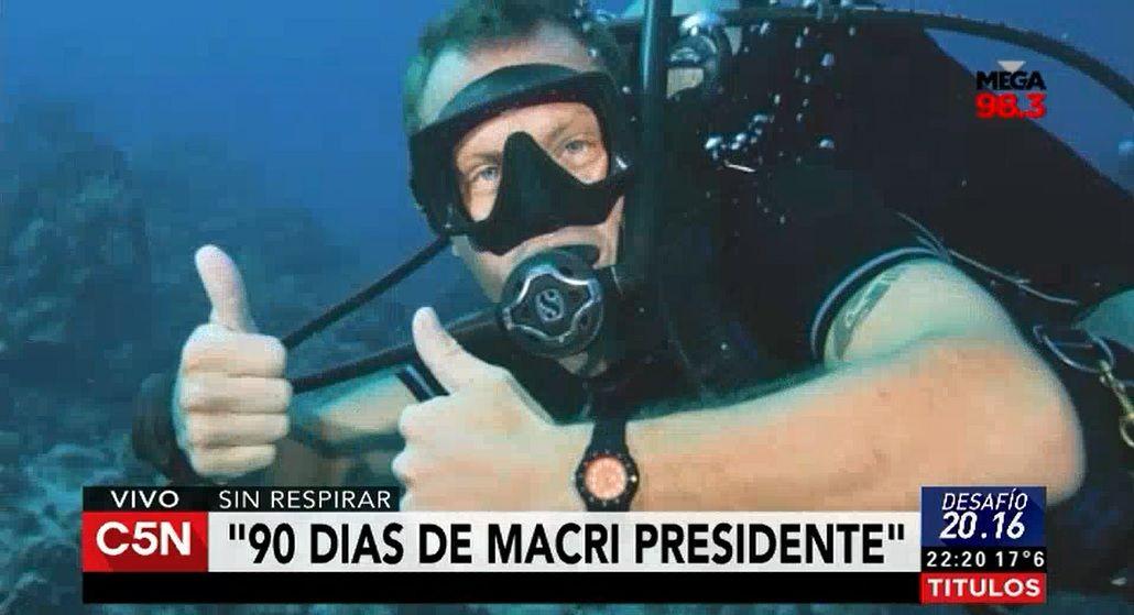 Sin Respirar: 90 días de Macri Presidente