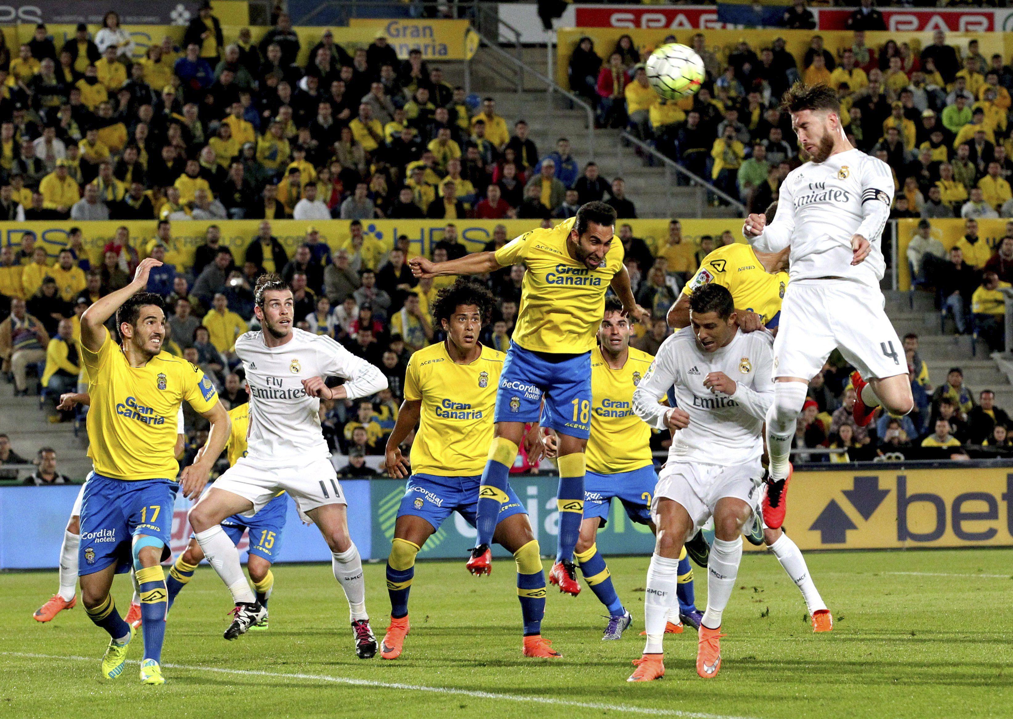 El Real derrotó a Las Palmas y mantiene su mínima ilusión