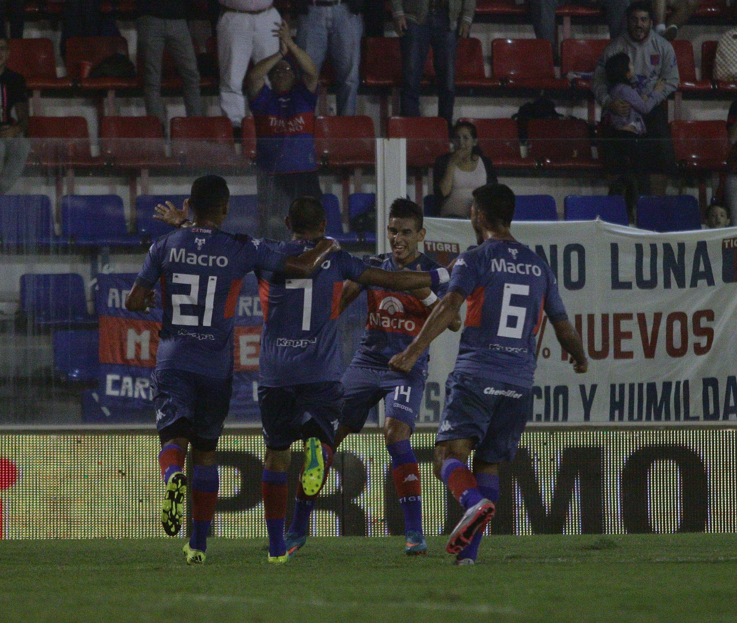 Las fotos del triunfo de Tigre ante Atlético Tucumán