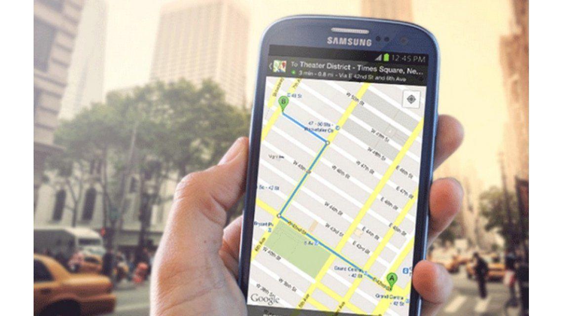 Asaltaron un bar y los capturaron por el GPS de un celular robado