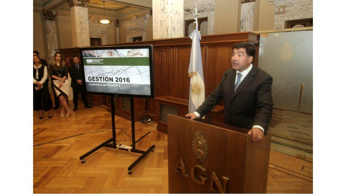 Echegaray auditará el Ministerio de Modernización y tendrá su propia cifra de empleo registrado