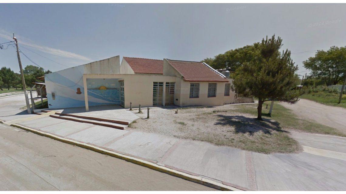 Una columna se cayó en una escuela de las Toninas y hay tres alumnos heridos